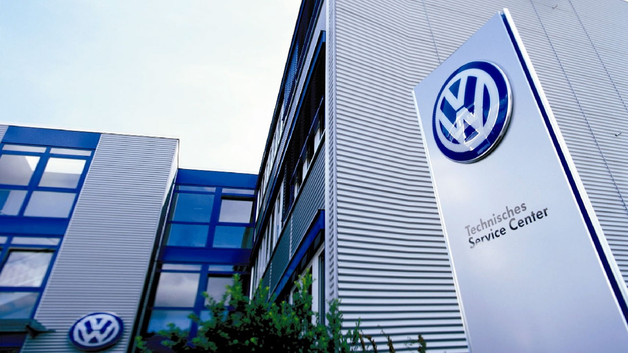 Volkswagen Slide